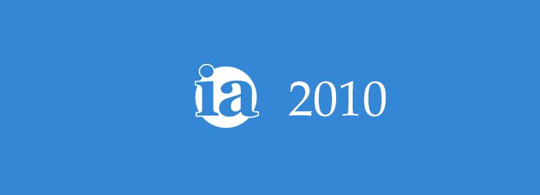 Polish IA Summit 2010 - pierwszy polski zjazd architektów informacji